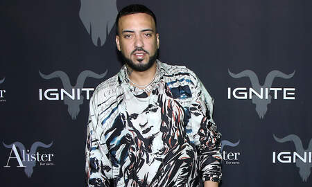 Entertainment News - French Montana Hospitalized In Los Angeles