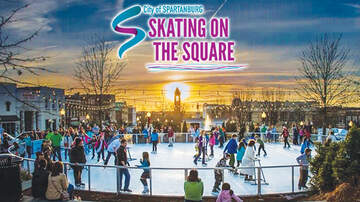 None - Skating on the Square