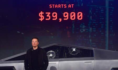 National News - Tesla's All-Electric Pickup Truck Gets Smashing Debut