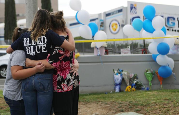Two Killed In School Shooting In Santa Clarita, California