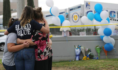 National News - Student Who Opened Fire at California High School Used 'Ghost Gun'
