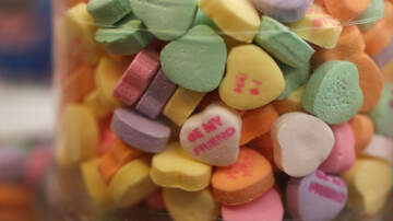 JTD in the Morning - Sweetheart Conversation Hearts Are Back