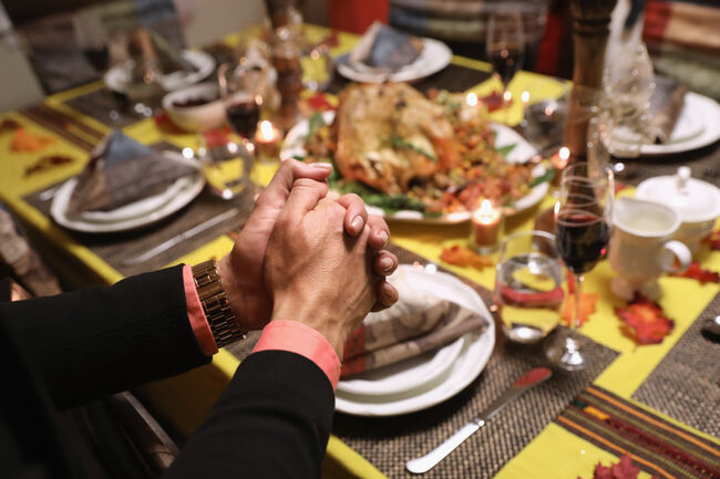 Immigrant Families Celebrate Thanksgiving In Connecticut