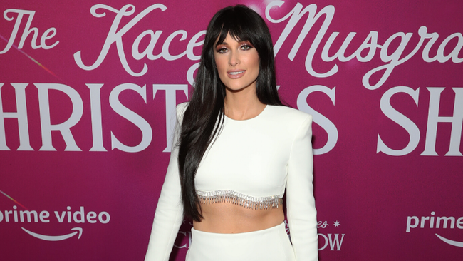 Kacey Musgraves' Says Her Grandma Is The Star Of Her New Christmas Special