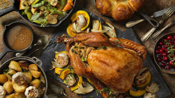 Simon Conway - Are you ready for Thanksgiving?
