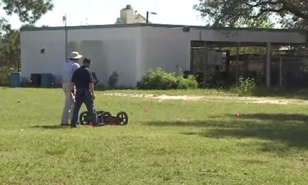 Weird News - 145 Graves Discovered On Grounds Of Florida High School