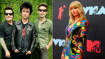 Trending - Billie Joe Armstrong Suggests Green Day Will Cover Taylor Swift At AMAs