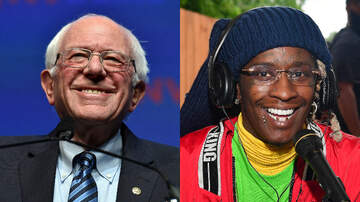 Headlines - Bernie Sanders Walks Out To Young Thug's 'Pick Up The Phone' At Rally