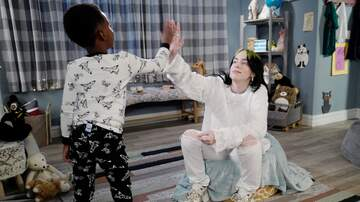 iHeartRadio Music News - Billie Eilish Asks Kids Where They Go When They Sleep And It's Hilarious