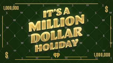 Contest Rules - It's a Million Dollar Holiday!