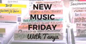 Ryan Seacrest - New Music Friday With Tanya - November 22nd
