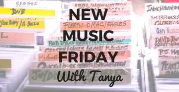 Tanya Rad - New Music Friday With Tanya - December 6th