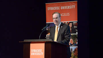 Bob Lonsberry - Syracuse University: Should Chancellor Kent Syverud Resign?