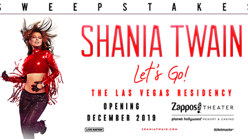 "Contest Rules - ""Let's Go!"" to Las Vegas Shania Twain Sweepstakes Rules"