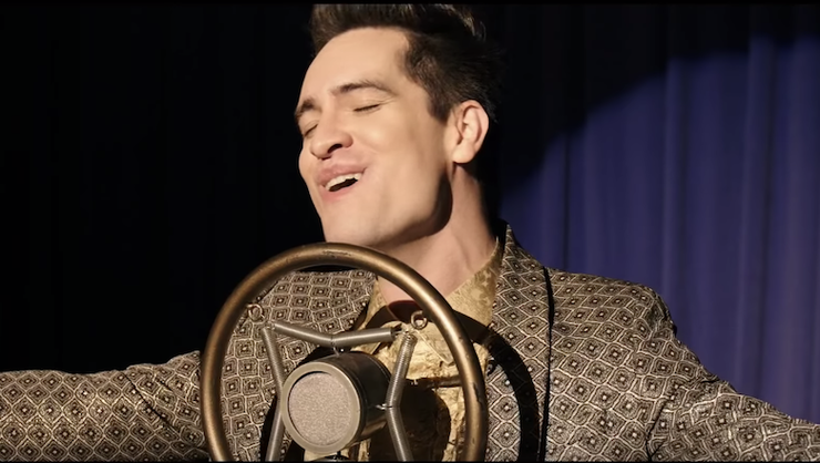 Panic At The Disco Share 'Into The Unknown' Video Off 'Frozen 2' Soundtrack | iHeartRadio