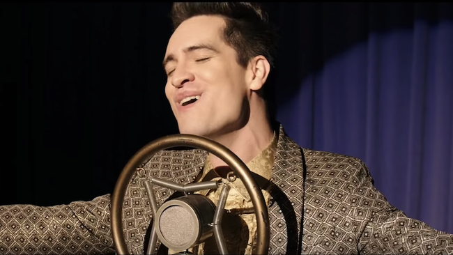 Idina Menzel Says Brendon Urie Makes Singing 'Into The Unknown' Sound Easy