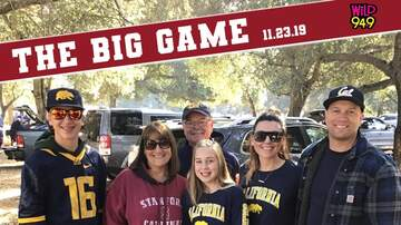 Photos - The Big Game - CAL vs. Stanford @Stanford Stadium | Palo Alto |11.23.19