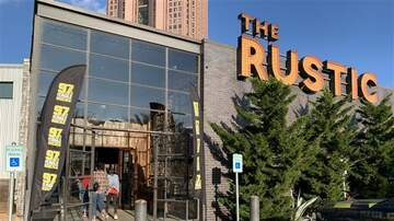Info - Dos Equis Football Watch Party at The Rustic