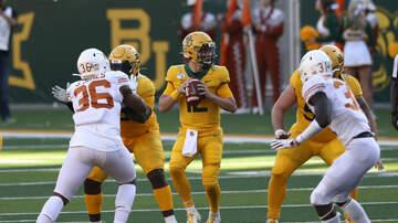 Sports Desk - Baylor slams Texas 24-10