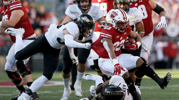 Wisconsin Badgers - Wisconsin defeats Purdue 45-24 to set up Big Ten West title showdown