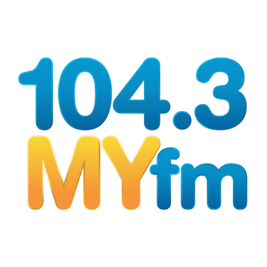 1043 MYfm logo