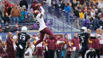 Gopher Blog - HIGHLIGHTS: Morgan throws 4 TDs in Gophers win over Northwestern | KFAN
