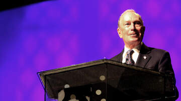 Politics - Former New York City Mayor Michael Bloomberg Launches Presidential Bid