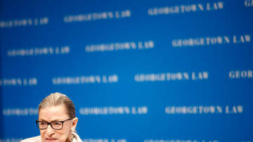 Politics - Supreme Court Justice Ruth Bader Ginsburg Hospitalized on Friday