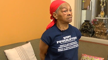 Bill Cunningham - 82-Year-Old Bodybuilder Fights Off Home Invader