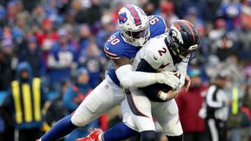 Mike Rice - Bills Dominate Broncos, 20-3