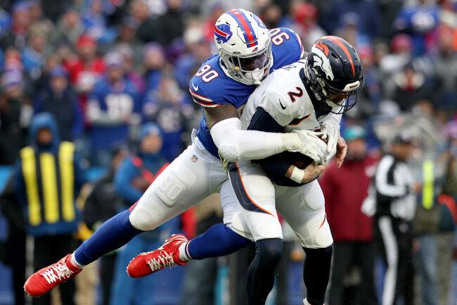 Denver Broncos vBuffalo Bills