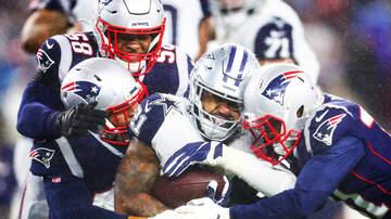 Sports Desk - Patriots Shut Down Cowboys