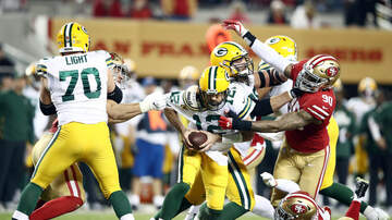 Packers - Packers dominated by 49ers 37-8