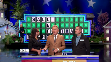 Weird News - Fans Outraged After Wheel Of Fortune Contestant Loses Big Over Technicality