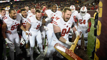 Wisconsin Badgers - It's #AxeWeek: A brief history of Paul Bunyan's Axe
