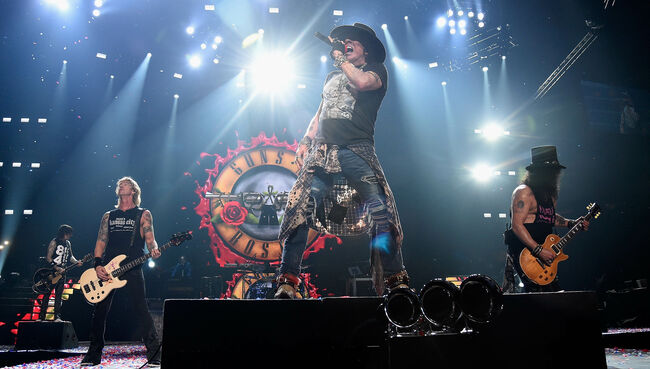 "Guns N' Roses ""Not In This Lifetime..."" Tour - New York"