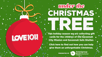 Under the Christmas Tree - LOVE 101.1's Under the Christmas Tree 2019
