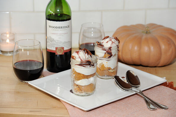 Woodbridge Wines Thanksgiving Cooking Class with Alex Guarnaschelli