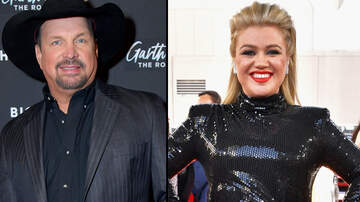 None - Garth Brooks Makes Kelly Clarkson Cry