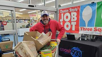 Photos - Coast 93.3 @ OSJL Three Square Meals Food Drive 11.15-11.16.19