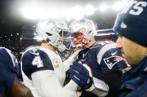 Dallas Cowboys v New England Patriots