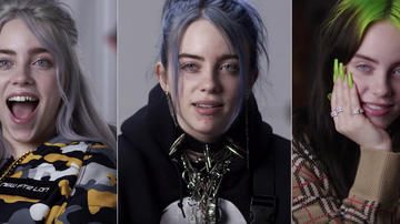 Headlines - Billie Eilish Does The Same Interview Three Years In A Row: Watch