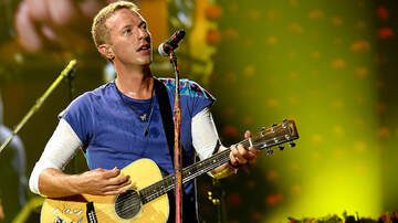 Entertainment News - Chris Martin Says He's 'Serious' About Not Touring Until It's Sustainable