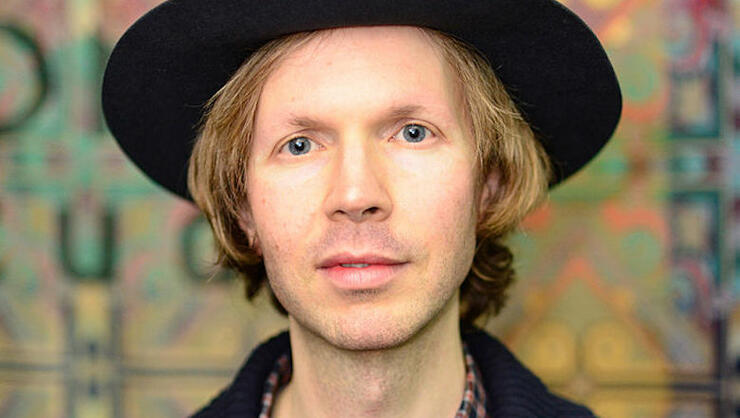 Beck Song Reader Exhibition Opening At Sonos Studio