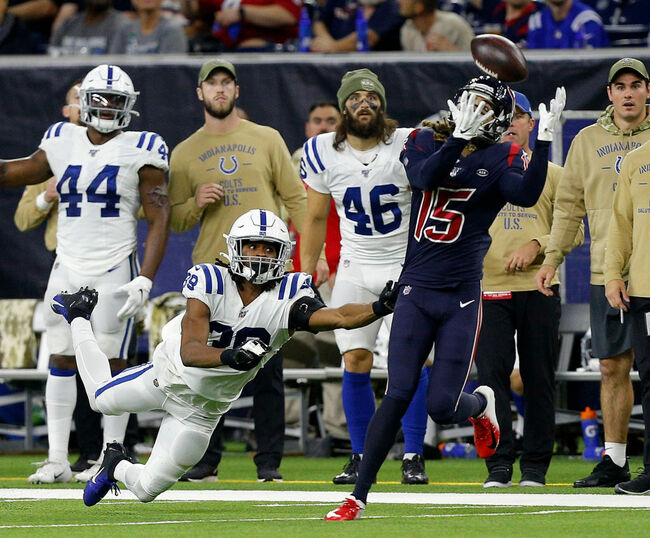 Indianapolis Colts vHouston Texans