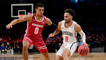 Wisconsin Badgers - Wisconsin falls to Richmond 62-52