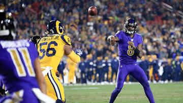 NewsRadio 840 WHAS Local News - Lamar Jackson Building Case To Be NFL MVP