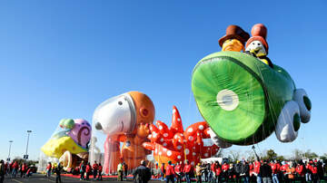 Ric Rush - Macy's Thanksgiving Day Parade May Not Fly Balloons
