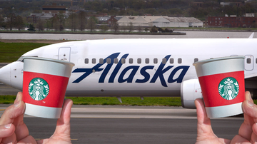 Trending - Airline Offers Priority Boarding To Passengers With Starbucks Holiday Cups