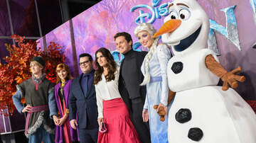 Frankie V and the JAM'N Morning Show - 'Frozen II' is now Disney's 6th billion-dollar movie of 2019